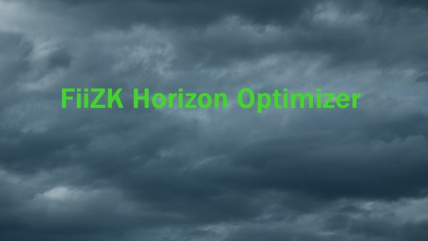 FiiZK Horizon Optimizer