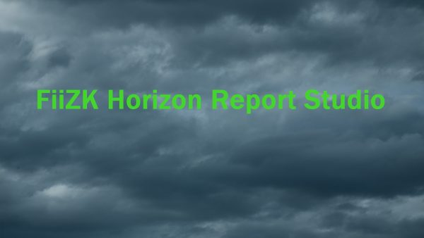 FiiZK Horizon Report Studio
